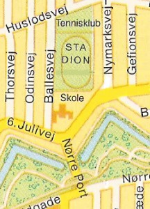 østerbro stadion løb