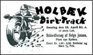 Holbæk annonce