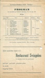 Nakskov 1951 05 20
