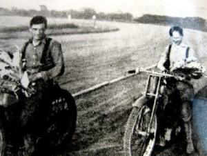 Amager 1938. Hans Hansen og Sv.Aage Sørensen