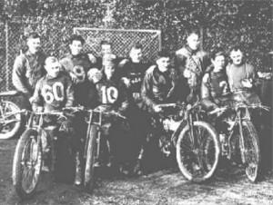 Preston team