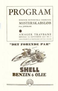 amager 1931 program