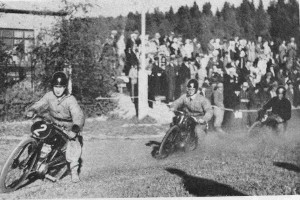 First race 1in 1936