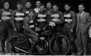 Hackney team 1937